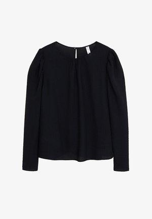 MARI - Camicetta - zwart