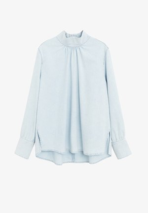 EDITION - Blouse - medium blue