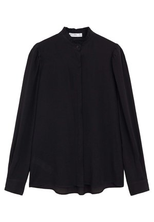 NARA - Button-down blouse - schwarz