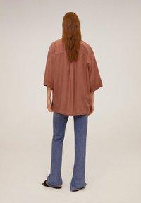 Mango - TURNER - Button-down blouse - rosa - 2