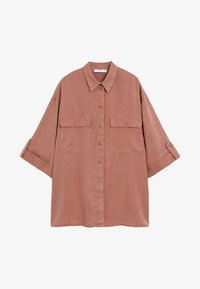 Mango - TURNER - Button-down blouse - rosa - 3
