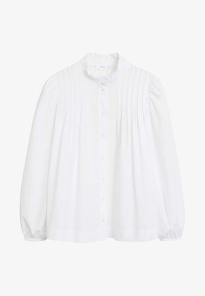 REGINA - Skjortebluser - cremeweiß