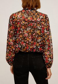 Mango - WINONA - Button-down blouse - schwarz - 2