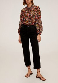 Mango - WINONA - Button-down blouse - schwarz - 1