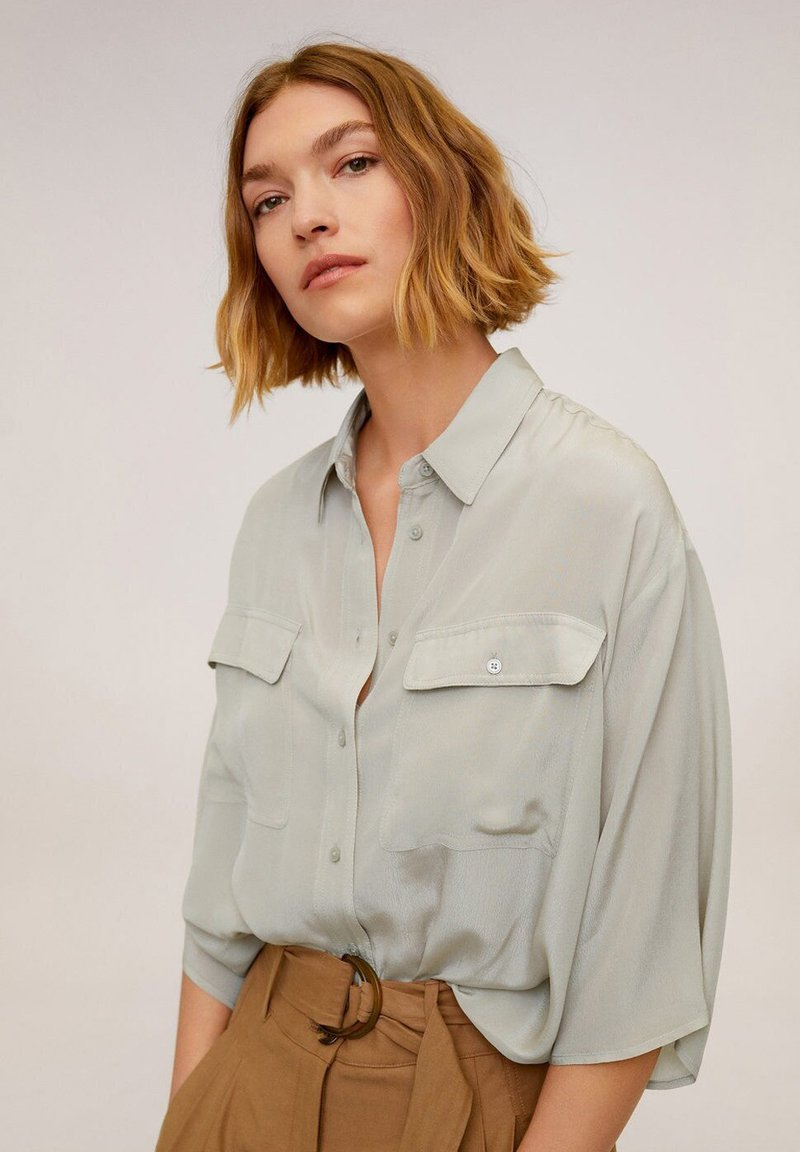 Mango - TINA - Camisa - white