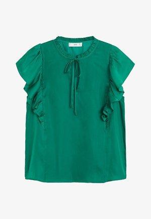 FULPLIT - Blouse - grün