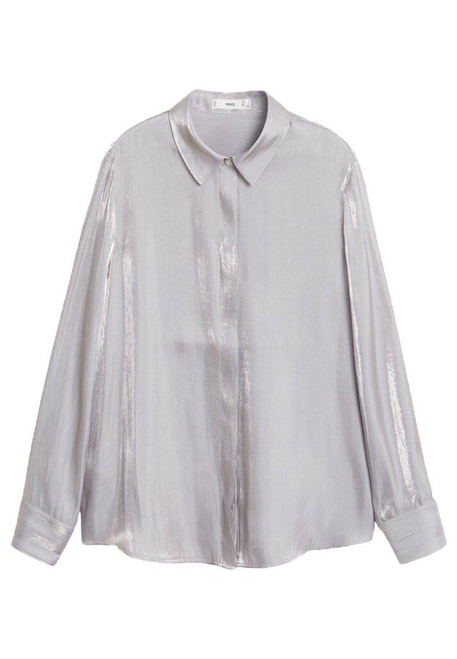 ICE-A - Skjorte - lavendell