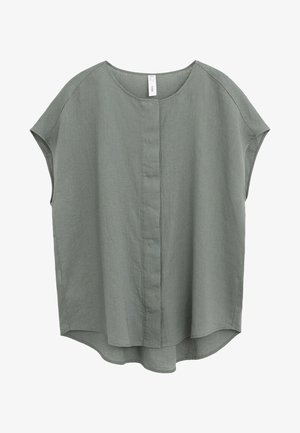 FREEMAN - Blouse - kaki