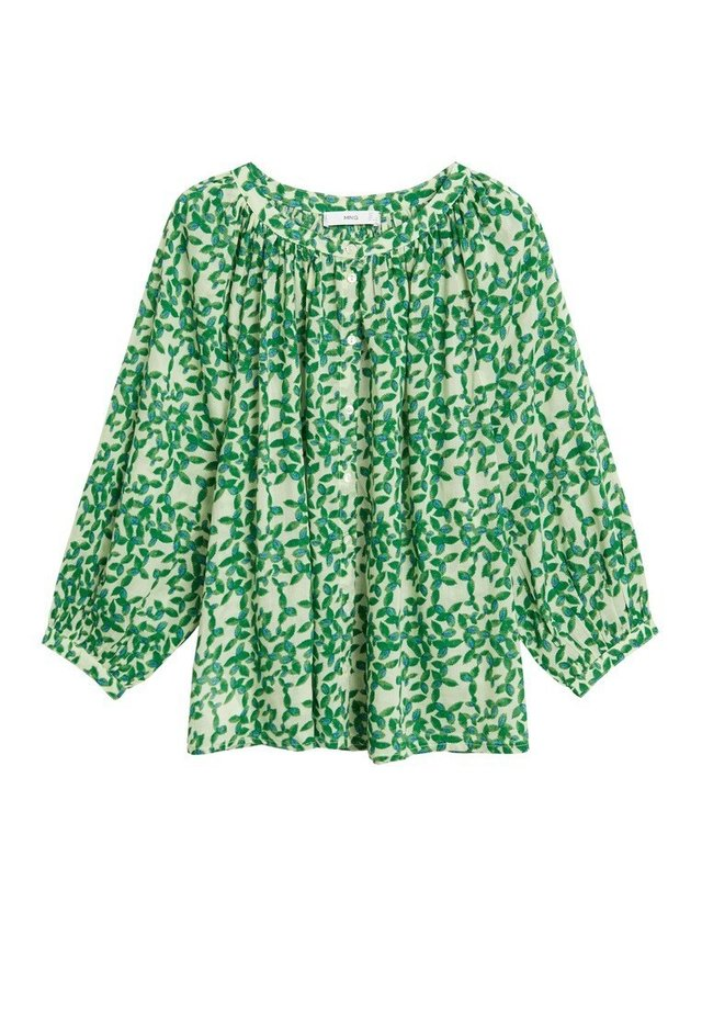 JUNGLE - Blouse - grün