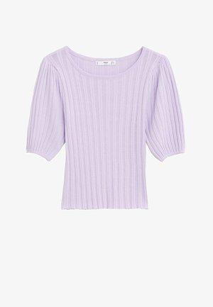 NOELIA - T-paita - violet clair/pastel