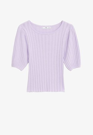 NOELIA - T-shirt basic - violet clair/pastel