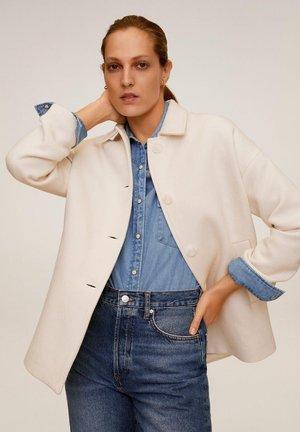 EASY - Summer jacket - ecru