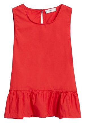 CRIS - Blouse - rood