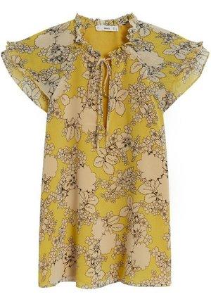 Bluzka - jaune