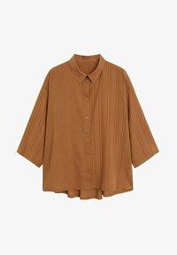 Mango - DAD - Koszula - marron - 3