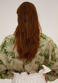 Mango - TROPISCHEM - Skjorte - grün - 2