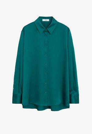 SATINI - Koszula - groen