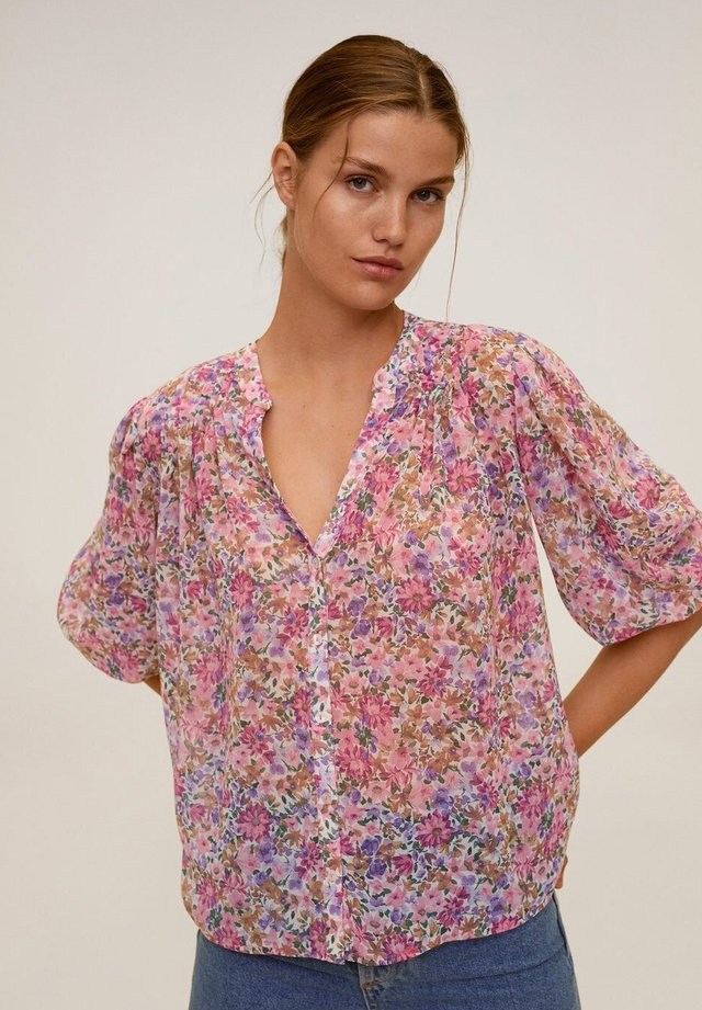 PRARIE6 - Blouse - rose