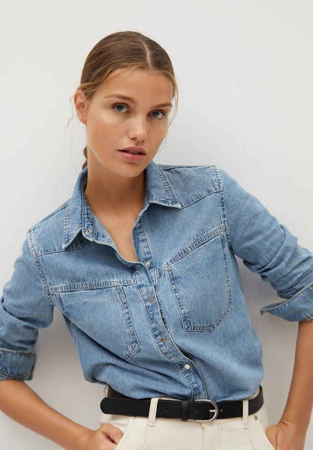 Koszula - bleu moyen