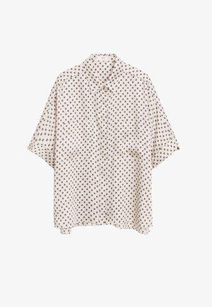 Koszula - cremeweiß