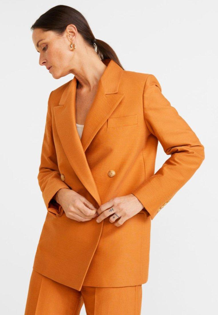 Mango - MANDI - Blazer - orange