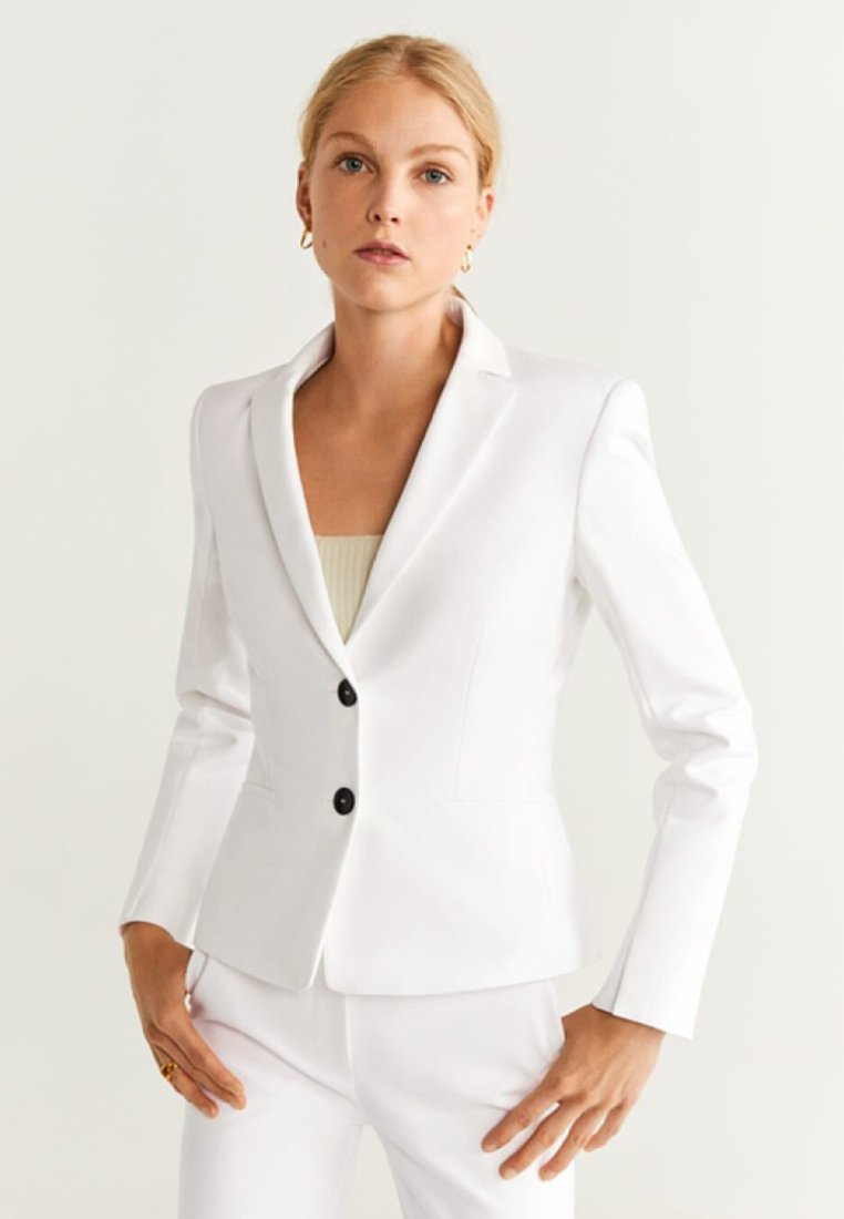 Mango - COFI - Blazer - white