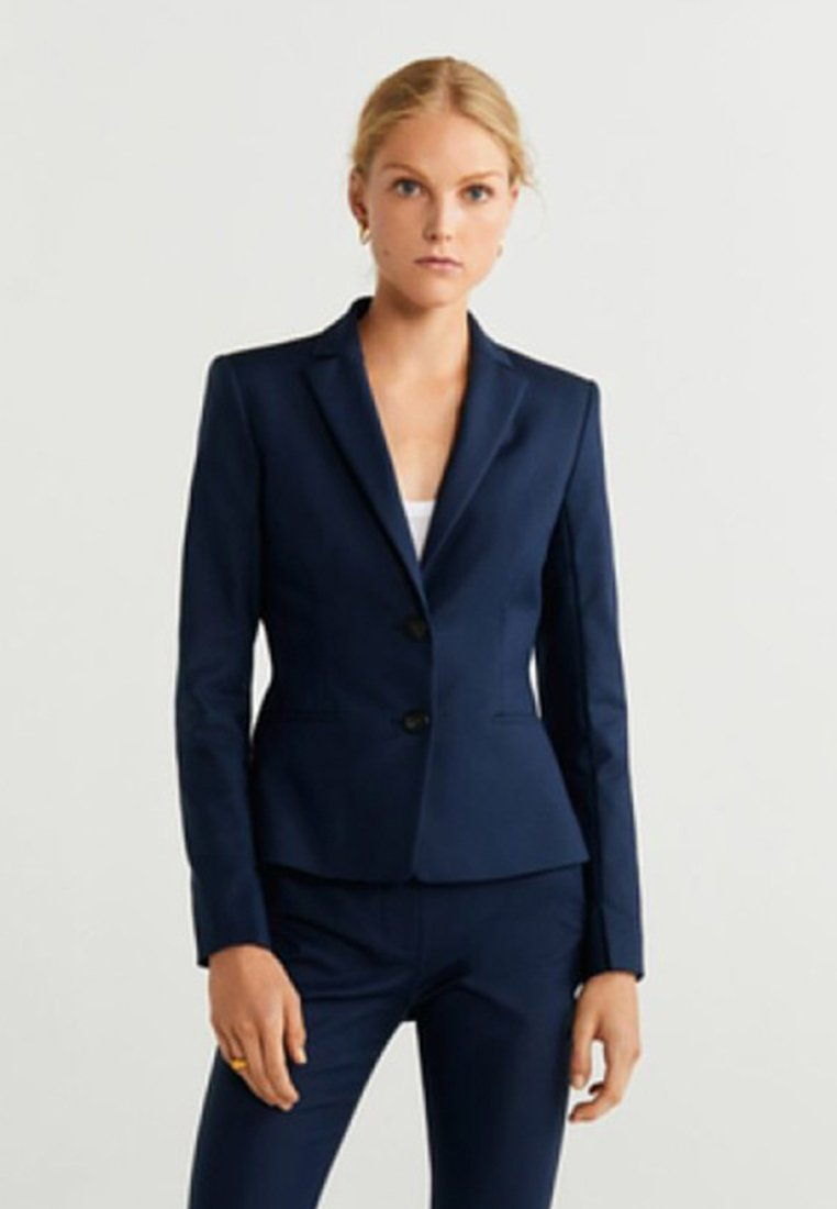 Mango - COFI - Blazer - royal blue
