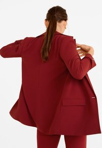 Mango - ELEONOR - Short coat - red - 2