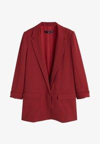 Mango - ELEONOR - Short coat - red - 5