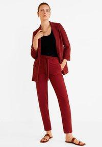 Mango - ELEONOR - Short coat - red - 1