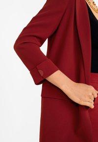 Mango - ELEONOR - Short coat - red - 4