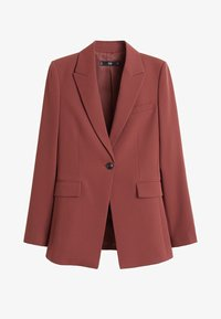 Mango - OFFICE - Manteau court - red brown - 3