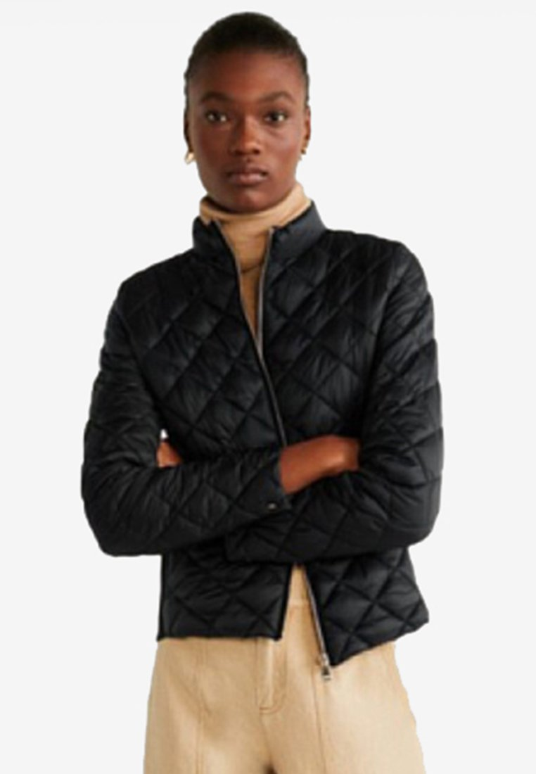 Mango - BLANDI - Light jacket - black