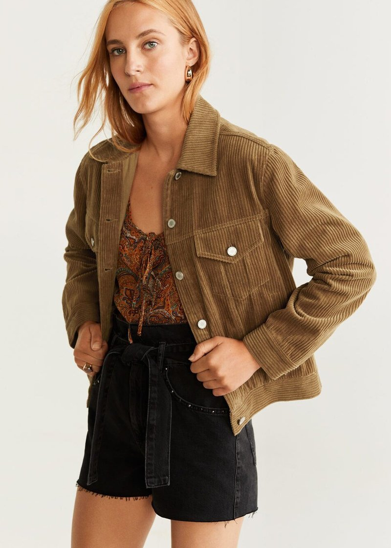 Mango - MILU - Summer jacket - brown