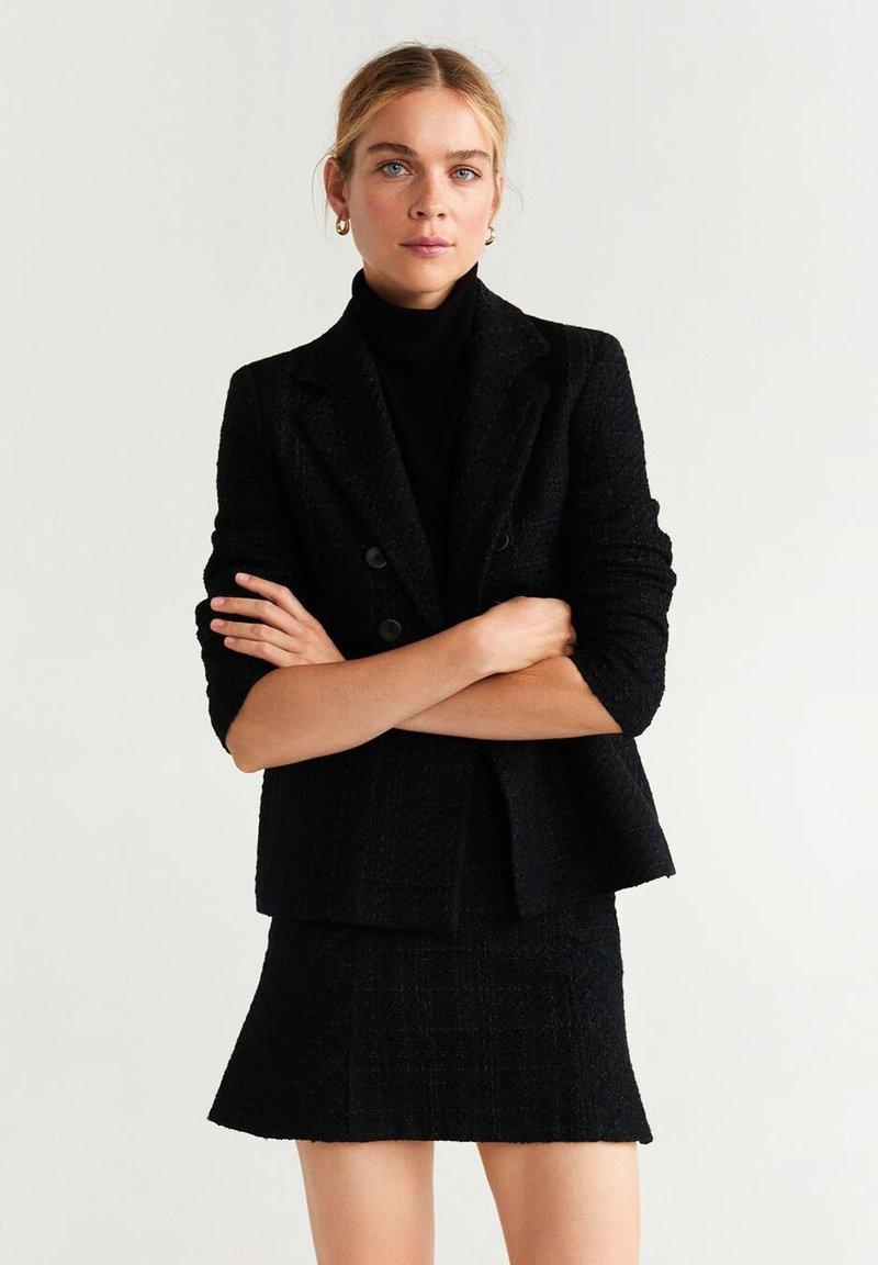 Mango - CAROLA - Blazer - black