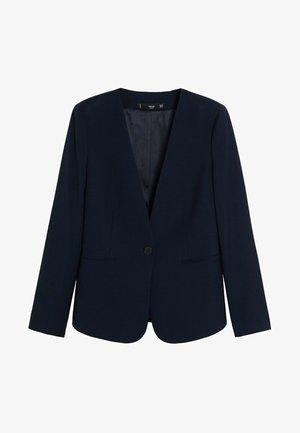 BOREAL - Blazere - Dark navy blue