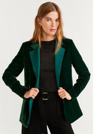 COMBI - Blazer - dark green