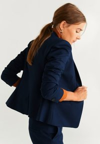 Mango - COFI6-N - Blazer - royal blue