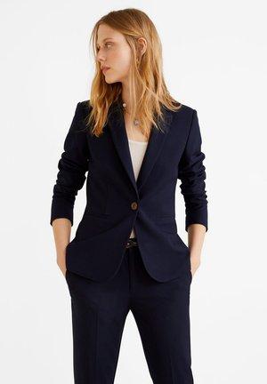 BOREAL - Blazer - dark navy blue