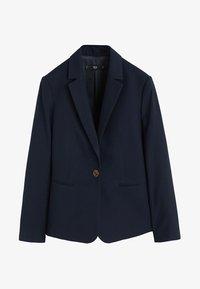 Mango - BOREAL - Blazer - dark navy blue - 6