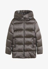 Mango - TULIPA - Winter jacket - silver - 3