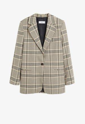 GABY - Short coat - ecru