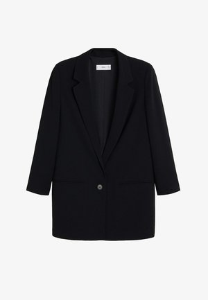 ELEONOR - Short coat - schwarz