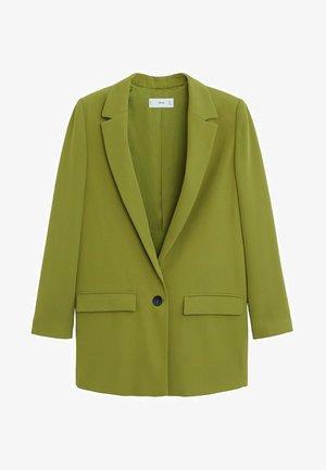 OTRO - Krótki płaszcz - olivengrün
