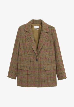 PRADO - Short coat - grün