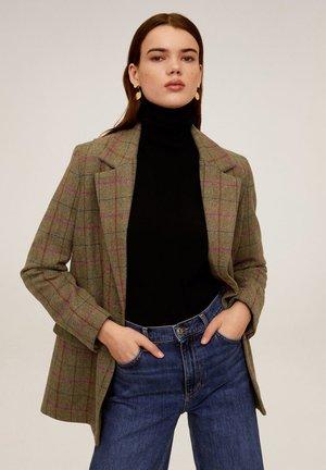 PRADO - Krótki płaszcz - grün