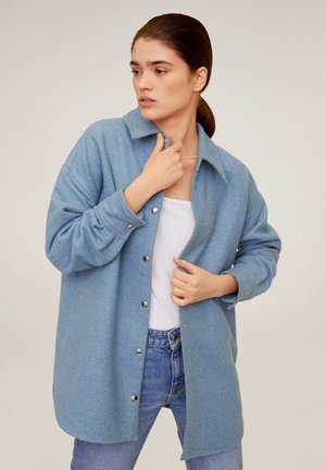 NALA - Fleece jacket - blau