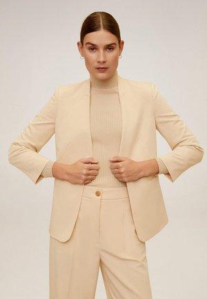 BOREAL - Blazer - beige