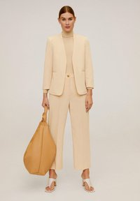 Mango - BOREAL - Blazer - beige - 1