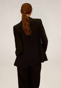 Mango - SMOKING - Blazer - black - 2